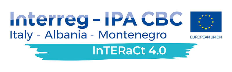 inTERaCt 4.0 project logo